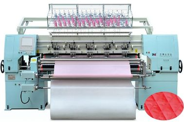 Mesin quilting Multi Needle 3.5kw Computer CNC Control System Untuk Cover Jok Mobil