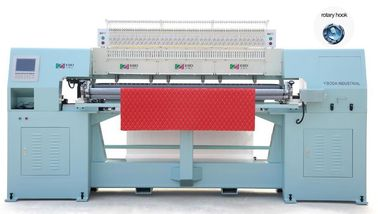 Mesin Rotary Shuttle Bed Making, Mesin Stitch Quilting Chain 700 / RPM Kecepatan Jahit